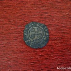 Monedas medievales: DINERO MEDIEVAL A IDENTIFICAR. Lote 158091226