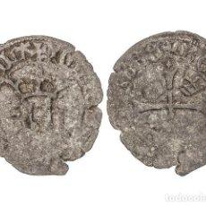 Monedas medievales: REINO DE NAVARRA, 1/2 BLANCA.. Lote 181486270
