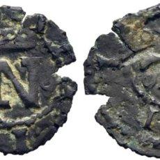 Monedas medievales: FERNANDO V. 1513-1516. PAMPLONA. BLANCA. CY NO CITA. EBC+. MUY RARA. Lote 186465323