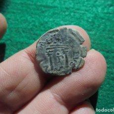 Monedas medievales: PRECIOSA Y ESCASA MONEDA DEL REINO DE NAVARRA DE CARLOS I, CECA P PAMPLONA. Lote 190856707