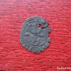 Monedas medievales: DINERO DE JUAN.1441-1479. Lote 191461907