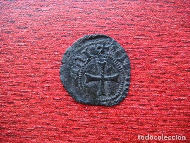 Monedas medievales: Cornado de Juan y Catalina. 1483-1512 - Foto 2 - 191464548