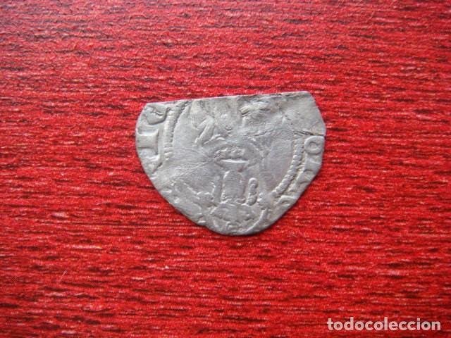 DINERO DE EDUARDO III. (EL PRINCIPE NEGRO) 1312-1377 (Numismática - Medievales - Navarra)