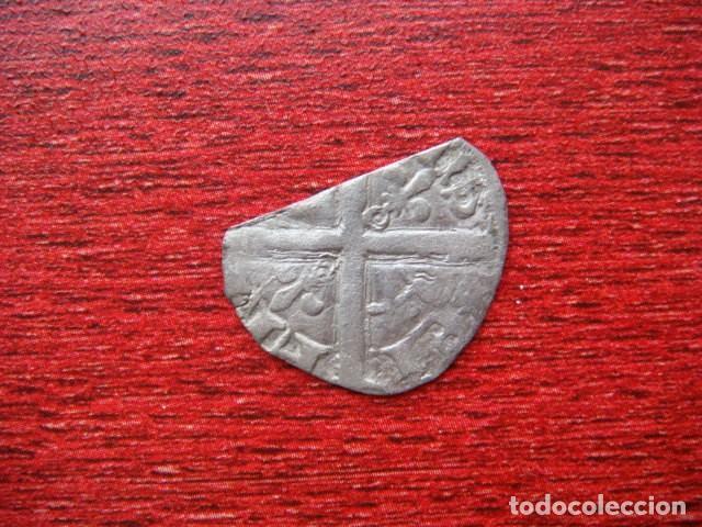 Monedas medievales: Dinero de Eduardo III. (El principe Negro) 1312-1377 - Foto 2 - 191466752
