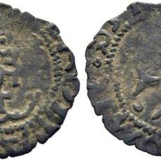 Monedas medievales: NAVARRA. FERNANDO V. 1513-1516. PAMPLONA. DINERO. EBC. Lote 192508802