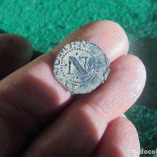 Monedas medievales: PRECIOSA MONEDA DE FELIPE II REINO DE NAVARRA . Lote 193064850