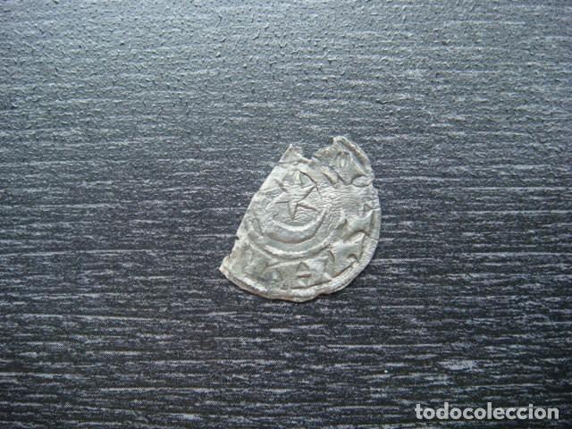 """Monedas medievales: Dinero de vellón Sancho VII """"El Fuerte"""" Navarra - Foto 2 - 202759665"""