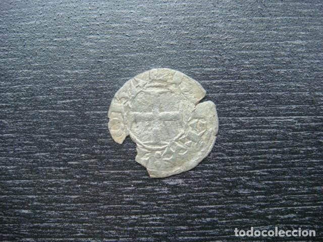 DINERO DE VELLÓN DEL REY TEOBALDO II. NAVARRA (Numismática - Medievales - Navarra)