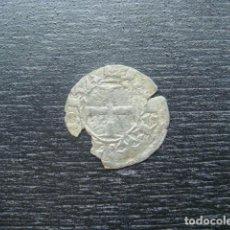 Monedas medievales: DINERO DE VELLÓN DEL REY TEOBALDO II. NAVARRA. Lote 202760223