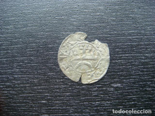 Monedas medievales: Dinero de vellón del Rey Teobaldo II. Navarra - Foto 2 - 202760223