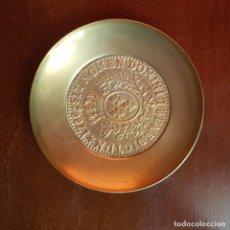 Monedas medievales: PLATO BRONCE SIT NOMEN DOMININ BENEDICTUM 1788. Lote 202883981