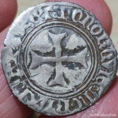 Monedas medievales: BLANCA CATALINA DE FOIX - CONDADO DE BEARN 1483-1518 BAJA NAVARRA. Lote 212339758