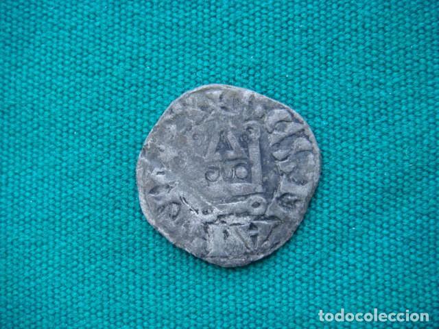 """Monedas medievales: Navarra dinero de Carlos """" El Malo"""" - Foto 2 - 222739627"""
