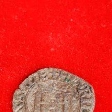 Monedas medievales: MONEDA DEL REINO DE NAVARRA ENRRIQUE II PLATA. Lote 247679850