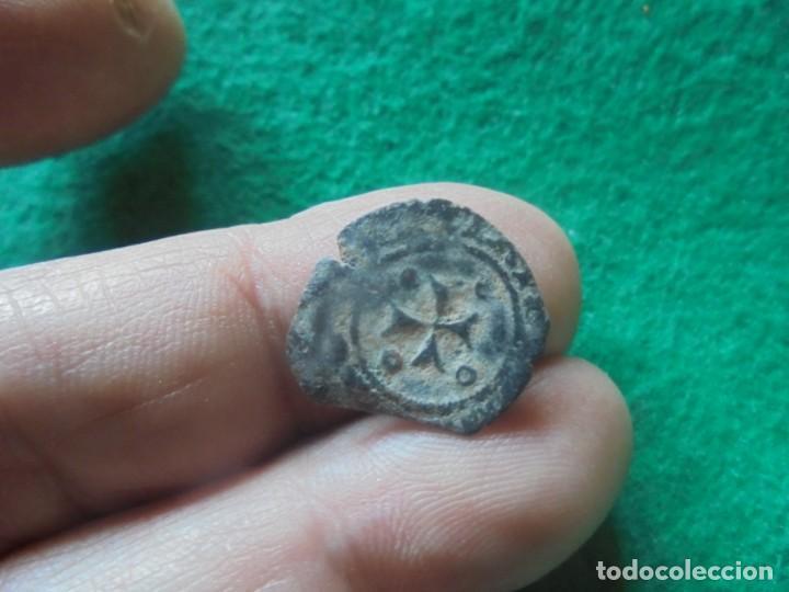 BONITAY ESCASA MONEDA DE FERNANDO V EN EL REINO DE NAVARRA (Numismática - Medievales - Navarra)