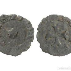 Monedas medievales: REINO DE NAVARRA, 1/2 CORNADO.. Lote 262522245