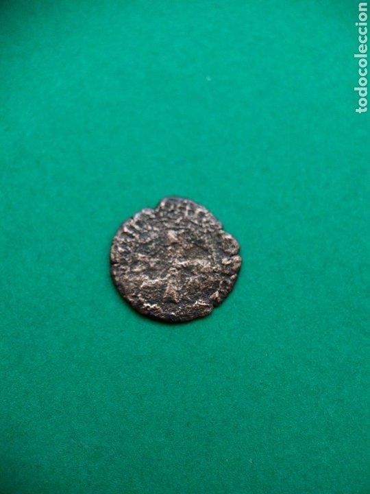 Monedas medievales: Cornado de Catalina y Juan. Navarra - Foto 3 - 266868114