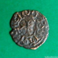 Monedas medievales: 1/2 CORNADO DE NAVARRA, A IDENTIFICAR. Lote 266950834