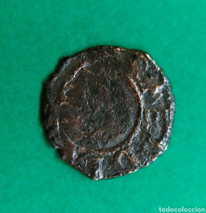 1/2 CORNADO DE NAVARRA, A IDENTIFICAR (Numismática - Medievales - Navarra)