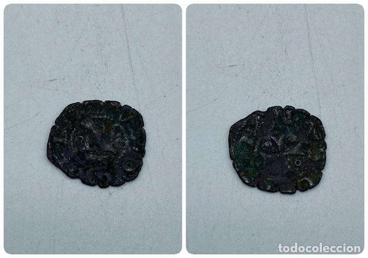 MONEDA. PAMPLONA. FELIPE II. CORNADO. 20 VER FOTOS (Numismática - Medievales - Navarra)