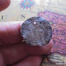Monedas medievales: ESCASA MONEDA DE PLATA DEL REINO DE NAVARRA. Lote 278508718