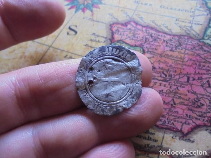 Monedas medievales: escasa moneda de plata del reino de Navarra - Foto 2 - 278508718