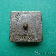 Monedas medievales: PONDERAL, 1/4 DE ONZA. Lote 28980744