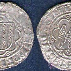 Monedas medievales: PIRRAL, CRUS.-564, FREDERIC III DE SICILIA, SICILIA, MBC+ AG. Lote 33429564