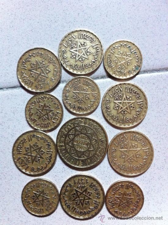 MONEDAS LOTE DE 12 DE 1371 (Numismática - Hispania Antigua- Medievales - Otros)