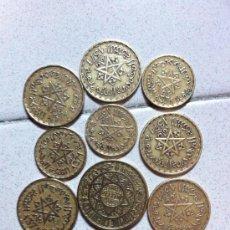 Monedas medievales: MONEDAS LOTE DE 12 DE 1371. Lote 38192779