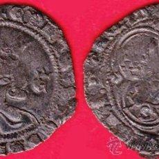 Monedas medievales: REAL DE VELLÓNS/FA.B.443VTE. ENRRIQUE II SEVILLA MBC+ VE VTE. POR POSICIÓN SE LAS LETRAS. Lote 39207765