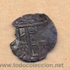 Monedas medievales: BRO 218 - CONRADO ALFONSO XI CORUÑA 1312 - 1350 MEDIDAS SOBRE 17 MM PESO SOBRE 0.5 GRAMOS. Lote 45716659