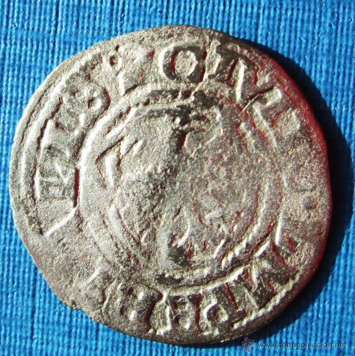 Monedas medievales: LÜBECK -DINERO - 1552 - PLATA - Foto 2 - 61906598