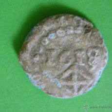 Monedas medievales: MONEDA O PRECINTO DE 1618. Lote 46498582