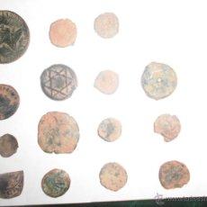 Monedas medievales: LOTE ANTIGUAS MONEDAS. Lote 50747686