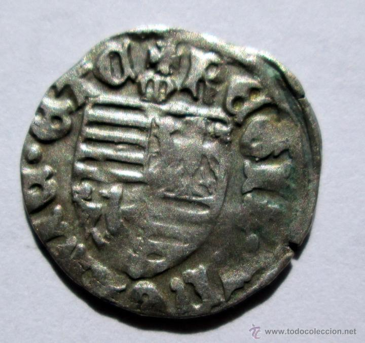 HUNGRIA - SIGISMUND - OBOLO- (Numismática - Hispania Antigua- Medievales - Otros)