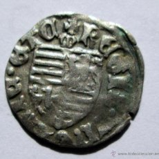 Monedas medievales: HUNGRIA - SIGISMUND - OBOLO-. Lote 61881183