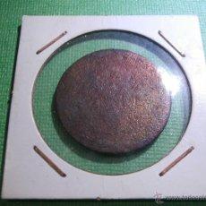 Monedas medievales: ANTIGUO COSPEL DE MONEDA - SIN IDENTIFICAR - 30 MM. DE DIÁMETRO - COBRE -. Lote 54958775