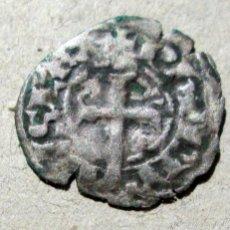 Monedas medievales: FRANCIA- MAILLE BURG.- VELLON. Lote 61906755