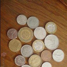Monedas medievales: VARIAS MONEDAS DE DIFERENTES PAISES. Lote 36371700