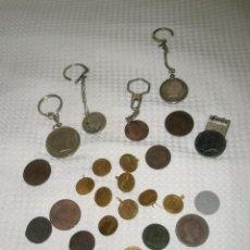 Monedas medievales: LOTE DE MONEDAS ANTIGUAS. Lote 64629223
