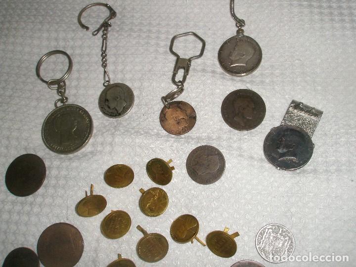 Monedas medievales: LOTE DE MONEDAS ANTIGUAS - Foto 4 - 64629223