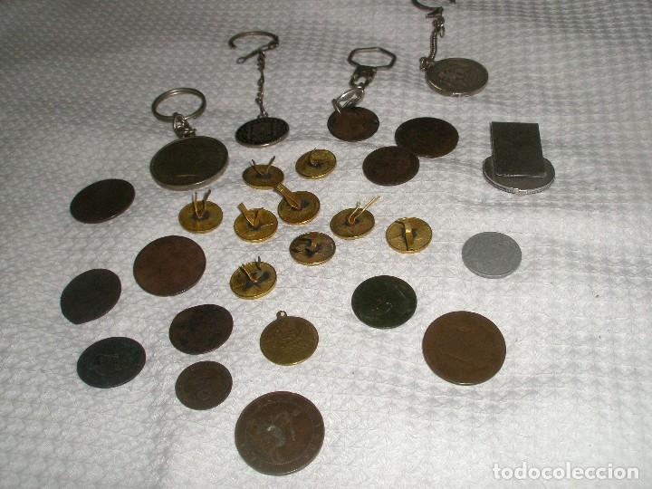 Monedas medievales: LOTE DE MONEDAS ANTIGUAS - Foto 6 - 64629223