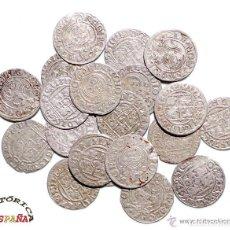 Monedas medievales: LOTE DE 20 MONEDAS MEDIEVALES POLACAS EXCELENTE CONSERVACIÓN, ORIGINALES. Lote 80094849