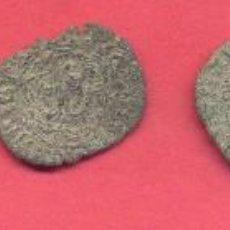 Monedas medievales: LOTE 7 MONEDAS MEDIEVALES, ,VER FOTOS. Lote 82085768