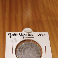 Monedas medievales: MONEDA JOSE NAPOLEON 1811 BARCELONA. Lote 83054540