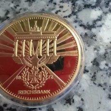 Monedas medievales: MONEDA 1 OZ DEUTSCHES REICH - REICHSBANK MONEDA CONMEMORATIVA.. Lote 82903344