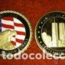 Monedas medievales: MONEDA DE 1 OZ DE LAS TORRES GEMELAS.. Lote 88357916