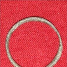 Moedas medievais: ANILLO VISIGODO DE BRONCE ALIANZA. Lote 98161967