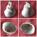 Monedas medievales: CAMPANA MEDIEVAL DE BRONCE . Lote 98874483